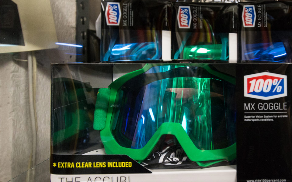 off-road goggles